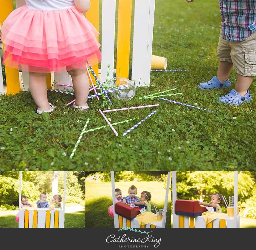 Lemonade Stand Mini Session  |  CT Children Photographer