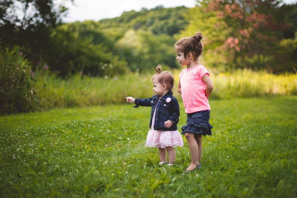 Bauer Farm, Madison, CT  |  Connecticut Children Photographer