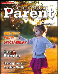 CT Parent Magazine cover catherine king photography