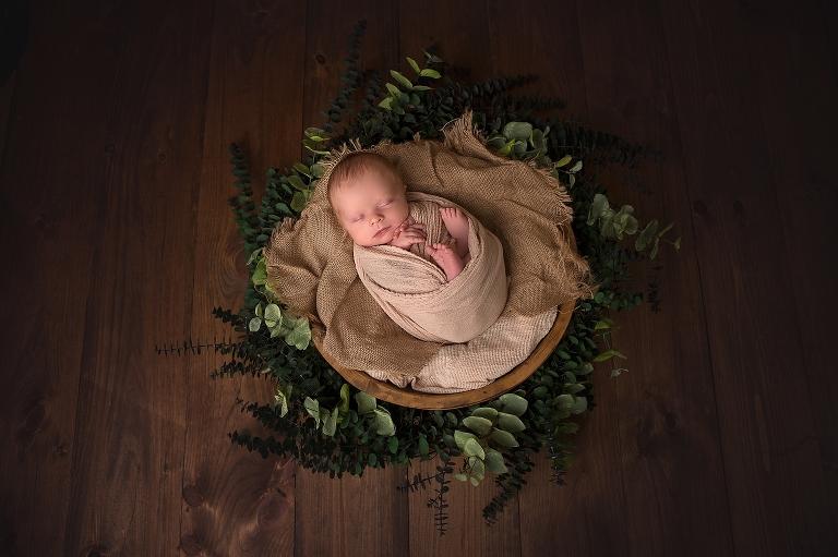 ct newborn photographer with a madison ct studio