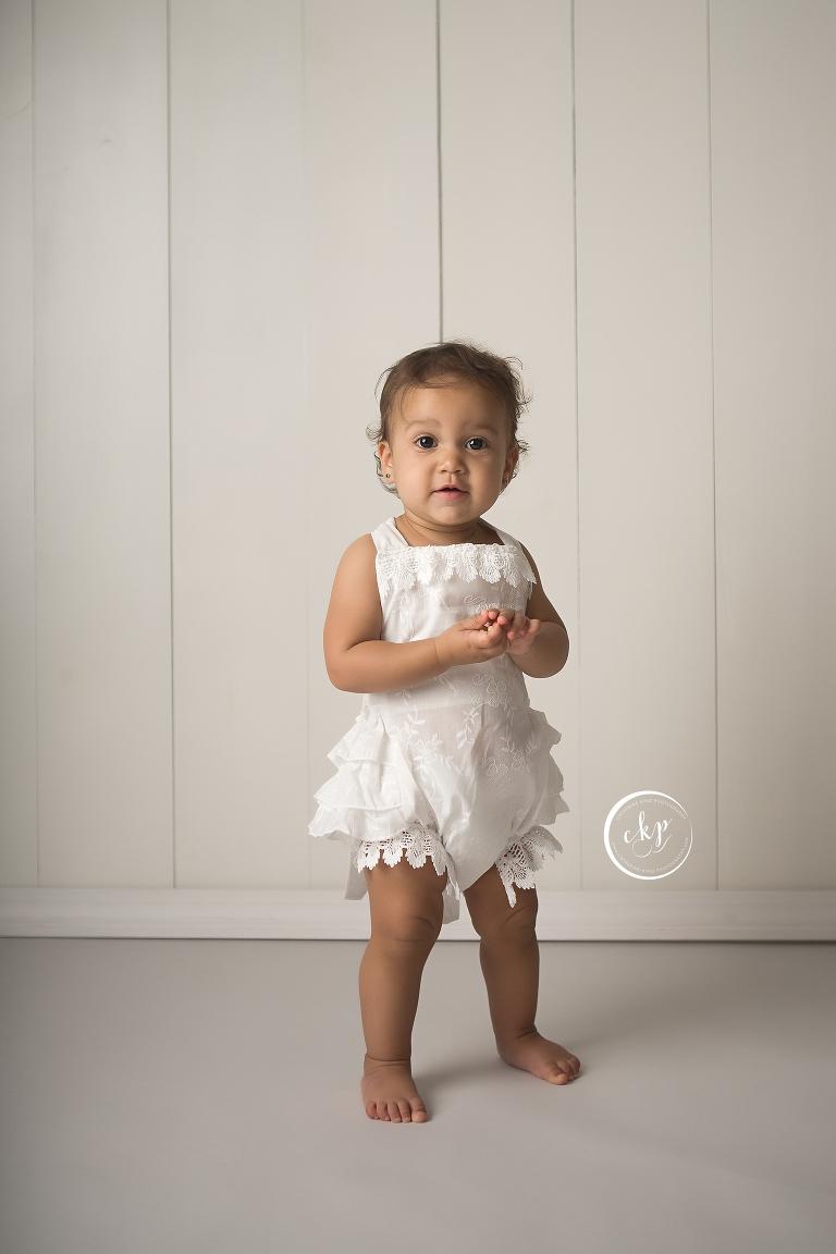 Nalias smashcake first birthday photography session with catherine king photography a madison ct baby photographer